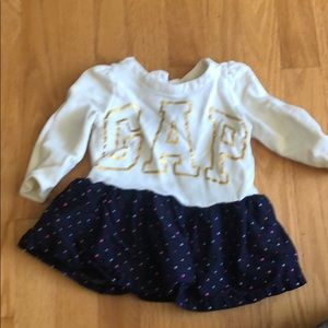 Baby girl gap dress